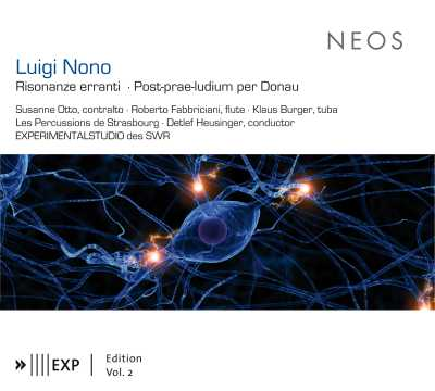 Luigi Nono / Risonanze erranti / Post-prae-ludium