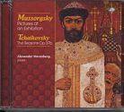 Modest Mussorgsky / Pictures at an Exhibition / Pyotr Tchaikovsky / The Seasons / Alexander Warenberg