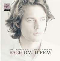J.S. Bach / Partitas 2 & 6 / Toccata BWV 911 // David Fray