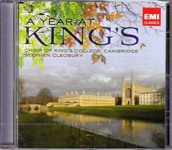 A Year at King's / Choir of King's College, Cambridge / Cleobury