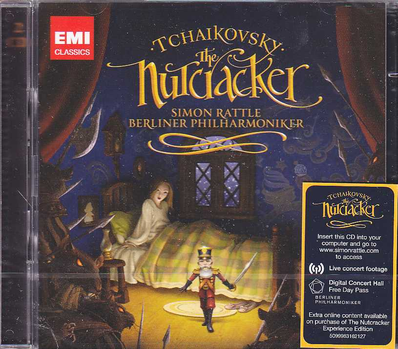 Pyotr Tchaikovsky / The Nutcracker // Berliner Philharmoniker / Simon Rattle