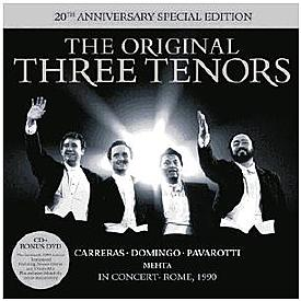 The Three Tenors / 20th Anniversary Edition