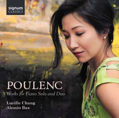 Francis Poulenc / Works for Piano Solo and Duo // Lucille Chung / Alessio Bax