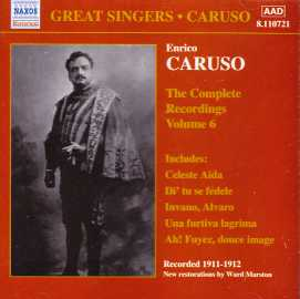 Enrico Caruso / Complete Recordings vol. 6