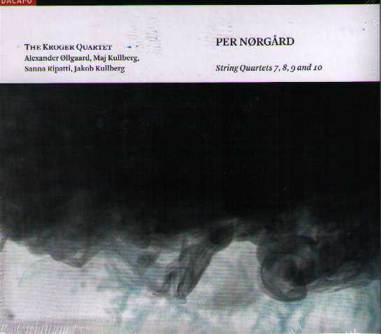 Per Nørgård / String Quartets 7,8,9 and 10