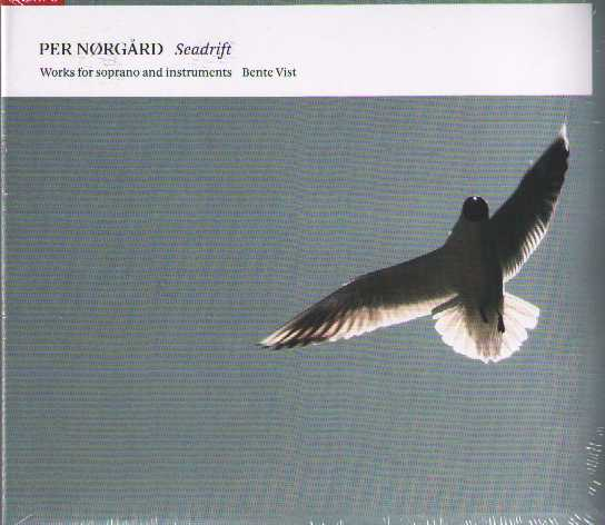 Per Nørgård / Seadrift / Works for soprano and instruments