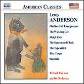 Leroy Anderson / Orchestral Favourites