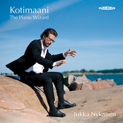 Jukka Nykänen // Kotimaani - The Piano Wizard