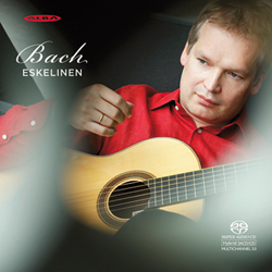 J.S. Bach / Suites for Guitar // Ismo Eskelinen