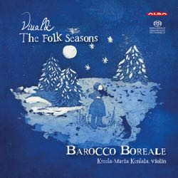 Kreeta-Maria Kentala & Barocco Boreale / The Folk Seasons // Antonio Vivaldi