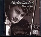 Jean Sibelius / Violin Concerto (arranged for violin and piano) etc. / Manfred Gräsbeck
