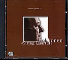 Joonas Kokkonen / The String Quartets / Arkadia Quartet