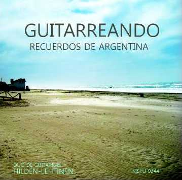 Guitarreando / Guitar Duo Hildén-Lehtinen