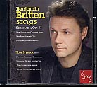 Benjamin Britten / Serenade & Songs / Tom Nyman