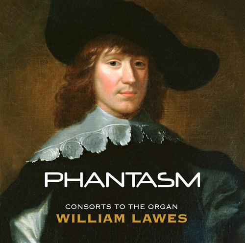 William Lawes / Consorts to the Organ / Phantasm SACD