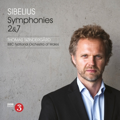 Jean Sibelius / Symphonies 2 & 7 // BBC National Orchestra of Wales / Thomas Søndergård