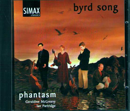 William Byrd / Byrd Song / Phantasm