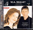 W.A. Mozart / Complete Sonatas for Keyboard and Violin, Vol. 1 / Gary Cooper / Rachel Podger SACD