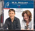 W.A. Mozart / Complete Sonatas for Keyboard and Violin, Vol. 2 / Gary Cooper / Rachel Podger SACD