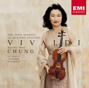 Antonio Vivaldi / The Four Seasons / Kyung-Wha Chung