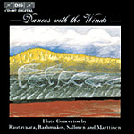 Dances with the Winds / Einojuhani Rautavaara / Leonid Bashmakov / Aulis Sallinen / Tauno Marttinen / Petri Alanko / Lahti SO / Osmo Vänskä