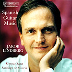 Spanish Guitar Music / Jakob Lindberg