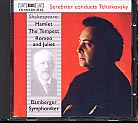 Pyotr Tchaikovsky / Hamlet / The Tempest / Romeo and Juliet / Bamberg SO / José Serebrier
