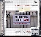 Ludwig van Beethoven / Piano Works, vol. 1 / Ronald Brautigam SACD