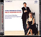 Georg Friedrich Händel / Great Oratorio Duets / Carolyn Sampson / Robin Blaze SACD