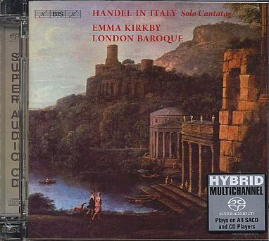 Georg Friedrich Händel / Händel in Italy / Emma Kirkby / London Baroque / SACD