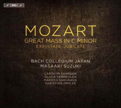 W.A. Mozart / Mass in C Minor / Exsultate, Jubilate // Carolyn Sampson / Bach Collegium Japan / Masaaki Suzuki