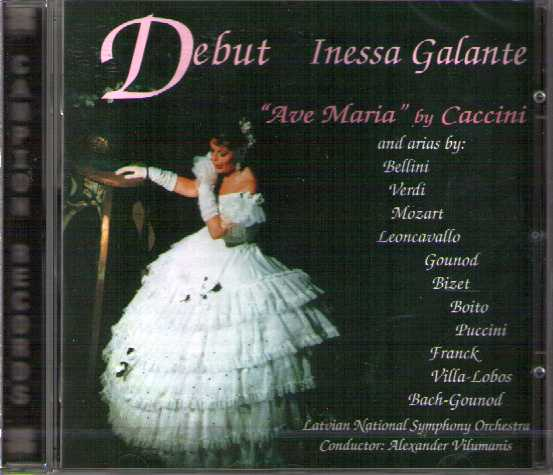 Debut / Inessa Galante