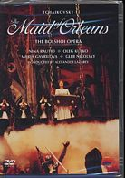 Pyotr Tchaikovsky / The Maid of Orleans / The Bolshoi Opera DVD