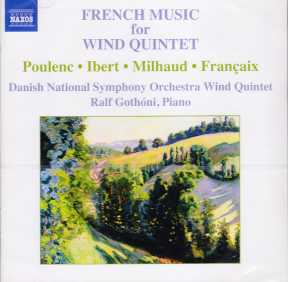 French Wind Quintets