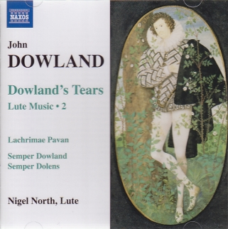 John Dowland / Lute Music 2 - Dowland's Tears / Nigel North