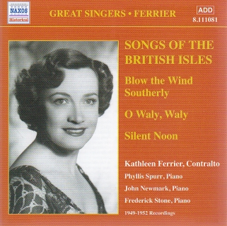Kathleen Ferrier / Songs of the British Isles