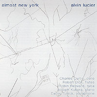 Alvin Lucier / Almost New York / Charles Curtis / Joseph Kubera et al. 2CD