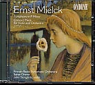 Ernst Mielck / Symphony in F Minor / Concert Piece for Violin and Orchestra / Finnish RSO / Sakari Oramo / John Storgårds