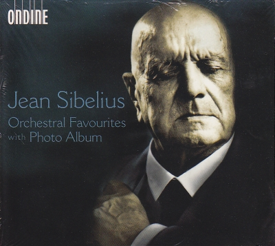 Jean Sibelius / Orchestral Favourites with Photo Album