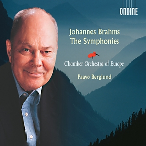 Johannes Brahms / Symphonies (Complete) // Chamber Orchestra of Europe / Paavo Berglund