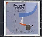 Paul Hindemith / Horn Chamber Music / Netherlands Wind Quintet et al.
