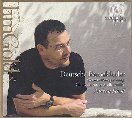 Andreas Scholl / Deutsche Barocklieder / German Baroque Songs