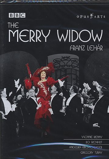 Franz Lehár / The Merry Widow / Bo Skovhus / Angelika Kirchschlager / San Francisco Opera DVD