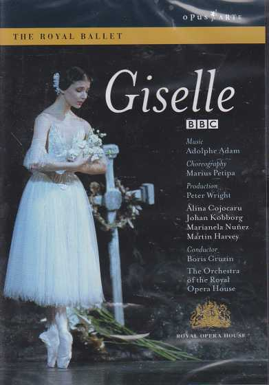 Adolphe Adam / Giselle / The Orchestra of the Royal Opera House / Boris Gruzin DVD