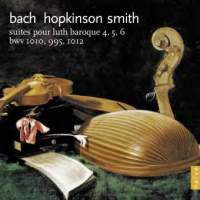 J.S. Bach / Lute Suites 4-6 // Hopkinson Smith