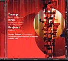 Mark-Anthony Turnage / Wolfgang Rihm / George Benjamin