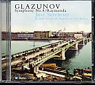 Alexander Glazunov / Symphony No. 8 / Raymonda Suite / Royal Scottish National Orchestra / José Serebrier