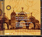 Modest Mussorgsky / Pictures at an Exhibition / Ottorino Respighi / Pini di Roma / BBC SO / Leonard Slatkin / Tadaaki Otaka