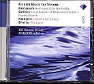 Finnish Music for Strings / Helsingin Juniorijouset / The Helsinki Strings / Einojuhani Rautavaara / Aulis Sallinen / Pehr Henrik Nordgren / Jean Sibelius
