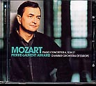 W.A. Mozart / Piano Concertos 6, 15 & 27 / Chamber Orchestra of Europe / Pierre-Laurent Aimard